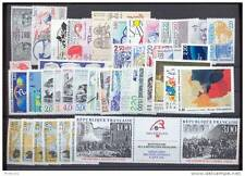 ANNEE COMPLETE NEUVE XX 1988 TIMBRES LUXE