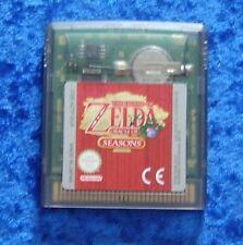 The Legend of Zelda Oracle of Seasons, Nintendo GameBoy Color Spiel