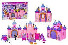 PRINCESS CASTELLO MUSICALE GIOCO Set W / Light & music - 2973-Ideale Regalo Ragazze giocattolo