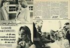 Coupure de Presse Clipping 1986 (2 pages) Farrah Fawcett