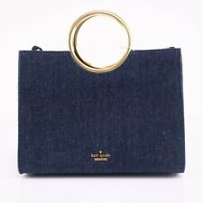 Kate Spade White Rock Road Denim Sam Bag PXRU9310