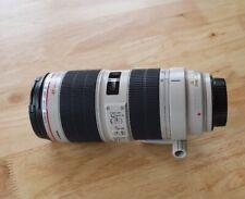 Canon EF 70-200mm f/2.8 L IS II USM Lens for 5D 6D 1D 7D EOS