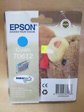 Cartuccia EPSON Originale Colore Ciano T0612 (C13T06124010)