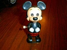 New listing Mickey Mouse Wind Up Toy - Vintage Walking 1977 Tomy Walt Disney Productions