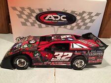 2017 ADC Bobby Pierce #32 The Joker Rides Again World 100 1/24 Dirt Car 1 of 432