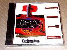 TOTO  -  KINGDOM OF DESIRE  -  CD 1992  NUOVO E SIGILLATO