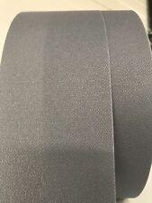 SOMERTON PLAIN GRAPHITE CUSTOM MADE VERTICAL BLIND REPLACEMENT SLAT 89mm WIDE