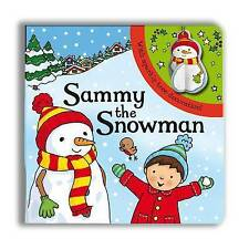 Sparkly Christmas: Sammy the Snowman!, , Very Good Book