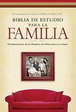 Biblia de Estudio para la Familia-NVI : Fundamentos de la Palabra de Dios...