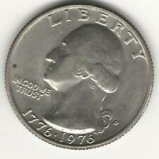 1976 UNITED STATES Washington and Colonial Drummer 25 cents