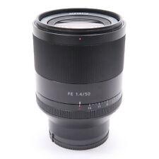 SONY Planar T* FE 50mm F/1.4 ZA SEL50F14Z  (for SONY E mount) #282