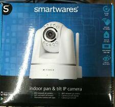 Smartwares C704IP.2 WIFI Netzwerk PT Camera - weiß - indoor - OVP!