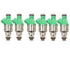New 6 pcs Fuel Injectors For BMW 2.5 3.0 323i 325i 525i M3 0280150415