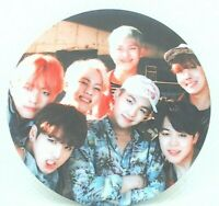 "2"" BTS Full Group RM V Jin Suga Jimin J-Hope Jun Kpop Badge Pin Charm Brooch USA"