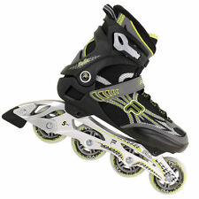 Rollers et patins noirs FILA