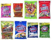DUBBLE BUBBLE* (1) Bag BUBBLE+CHEWING GUM Candy *YOU CHOOSE* Exp. 1/20+ NEW! 1b