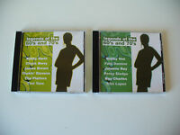 Legends of the 60´s & 70´s - 2 Alben mit Bobby Vee, Ray Charles a.m. CD (Box 50)