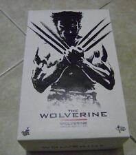 Hot Toys MMS 220 X-Men Japanese Samurai The Wolverine Hugh Jackman Figure NEW