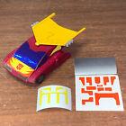 Custom 3D printed cab upgrade for Transformers WFC Kingdom Rodimus Prime