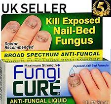 ORIGINAL FungiCure Anti-fungal Nail Treatment Fungal Infection Toenail LIQUID