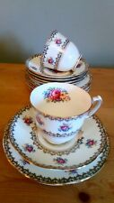 Vintage Adderley China Part Tea Set