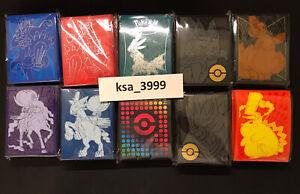 Pokemon TCG Card Sleeves sealed pack(Random)