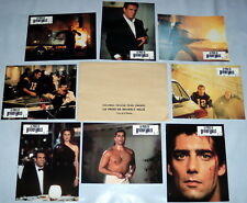 THE TAKiNG OF BEVERLY HiLLS Sidney J. Furie 1990s Ken Wahl 8 FRENCH LOBBY CARDs