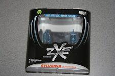 Sylvania Silverstar ZXE 9005 Pair Set Headlight Bulbs Xenon Fueled NEW
