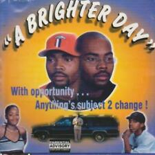 A Brighter Day Soundtrack MUSIC CD gangsta rap hip hop obscure rappers VERY RARE