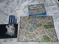 Vintage Ravensburger Scotland Yard Detective Board Game from 1983 100% Complete