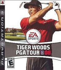 Tiger Woods PGA Tour 08 - Playstation 3