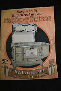 Ca 1930 Kalamazoo Buy Direct at Low Factory Prices Catalog
