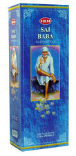 Hem Best Seller Sai Baba Incense Sticks 120-Stick Free Shipping
