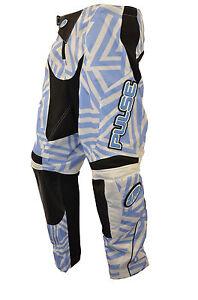 PULSE MOTOCROSS MX BMX MTB PANTS - ABSTRACT PANTS + FREE SOCKS WORTH £9.99