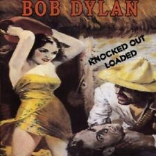 "BOB DYLAN ""KNOCKED OUT LOADED"" CD NEUWARE"