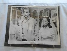 WEST SIDE STORY-1961-NATALIE WOOD-B & W MOVIE STILL PHOTOS-PROMO-MOVIE THEATERS