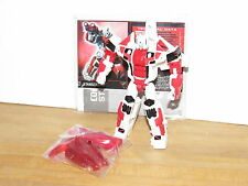 Transformers TFCC TFSS 5.0 Shattered Glass Starscream botcon SG combiner wars