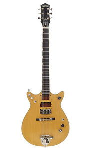 Gretsch G6131-MY Malcolm Young Signature Jet Electric Guitar