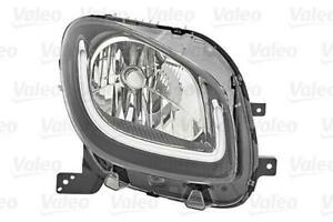 Front Right Halogen Led Headlight Fits Smart Fortwo Valeo 46799