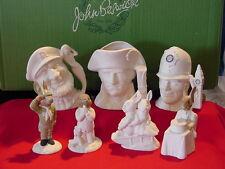 Royal Albert Toby Jug ,Beatrix Potter Figurine  Artist Kit 1980's