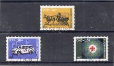 Finlandia Cruz Roja Serie del año 1967 (DK-998)