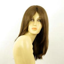 mid length wig for women light brown golden ref orly 12  PERUK