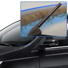 4.7'' Car Antenna Carbon Fiber Radio FM Antena Kit + Screws Universal