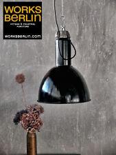 1/8 Restaurierte Fabriklampen/ Industrielampen, 60er Jahre -  worksberlin.com