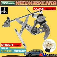 Window Regulator With Motor for Subaru Forester SG SG9 2003-2008 Front Right SUV
