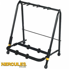 Hercules GS523B Triple Guitar Rack 3 space Guitar Bass Stand
