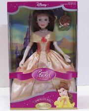 Brass Key Keepsakes #1671 Disney Princess - Beauty & 00004000 ; the Beast Porcelain Doll