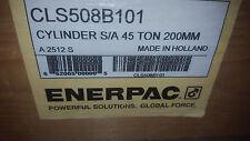 ENERPAC CLS508B101 45 T 200 MM vérin hydraulique Jack