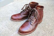 Wolverine 1000 mile Boots Sz 9D Rust Color
