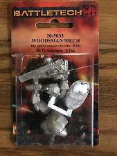 Classic Battletech Woodsman Mech (Era Digest: Golden Century - 75 ton) 20-5033